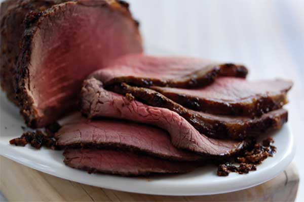 Honey-and-Mustard-Glazed-Roast-Beef-1